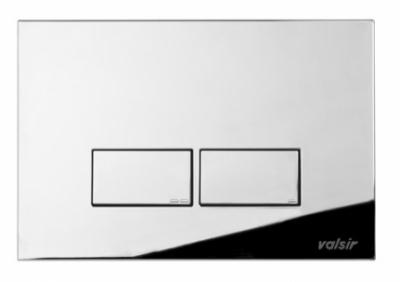 VALSIR WINNER-S przycisk do stelaża kolor chrom błyszczący model P3