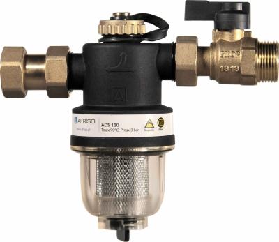 AFRISO ADS110 Magnetyczny separator zanieczyszczeń