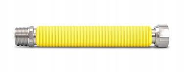 FAMAS przewód gazowy DN15 rozciągliwy 350-500 mm