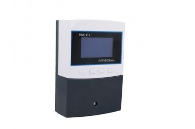 AFRISO Sterownik zaworu mieszającego Regulator pogodowy BWC 310, 3 czujniki, 230 AC