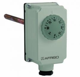 AFRISO Termostat zanurzeniowy TC2, 0÷90°C, nastawa zewnętrzna, przyłącze G1/2