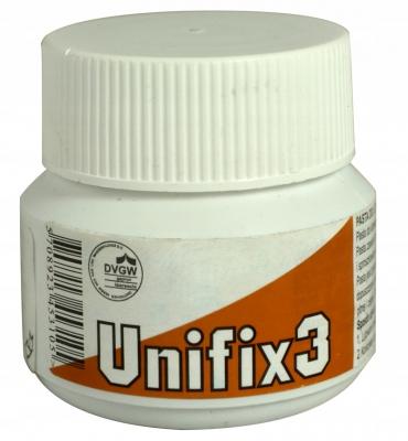UNIFIX 3 pasta do lutu lutowania miękkiego 100g