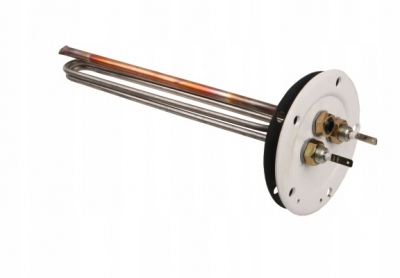 GALMET Grzałka 2kW 230V na flanszy 125mm/5 śrub