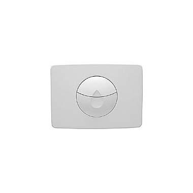 KOŁO Przycisk spłukujący do stelaża KOŁO do WC, biały - wzór łezka